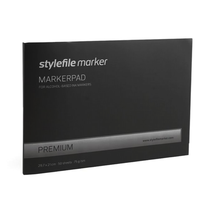 Stylefile - Marker Sketchpad Premium A4 quer