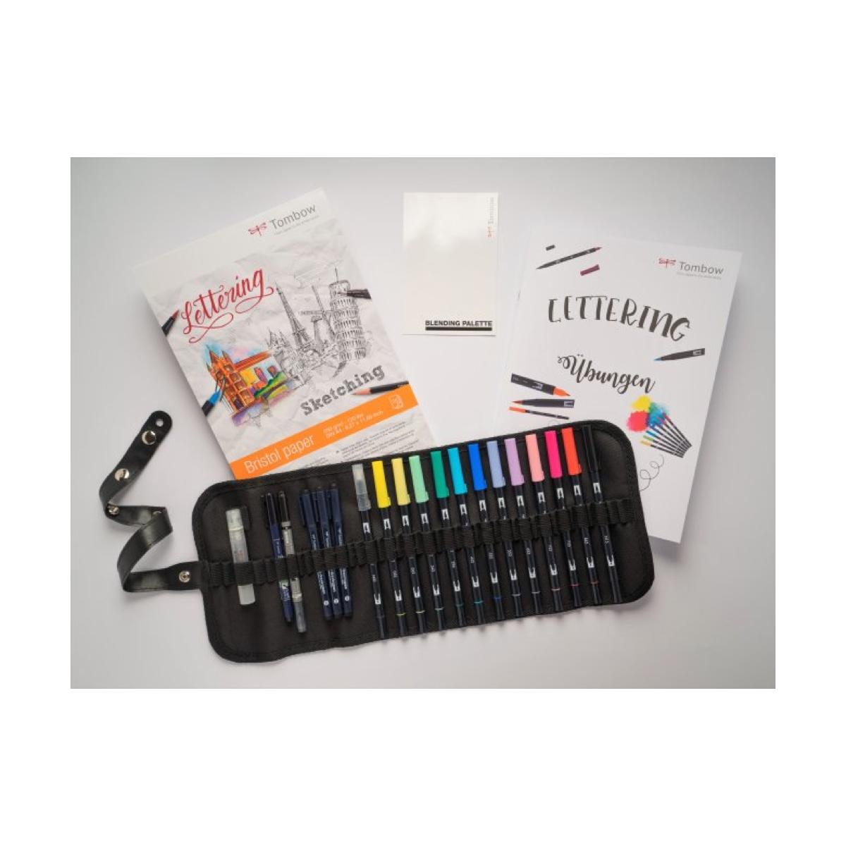 Tombow - ABT Dual Brush Pen Geschenkset 23-teilig