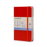 Moleskine - Skizzenbuch Pocket Rot