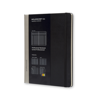 Moleskine - Folio Professional XL Black