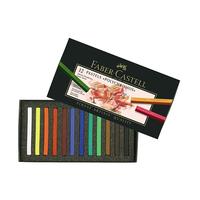 Faber Castell - Pastellkreide Polychromos 12er