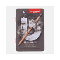 Bruynzeel - Expression Graphite Pencils 12er