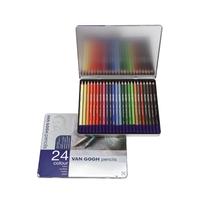 Van Gogh - Farbstifte Van Gogh Set Basic 24er