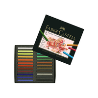 Faber Castell - Pastellkreide Polychromos 24er