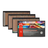 Caran d'Ache - Luminance 6901 Farbstifte 76er Set