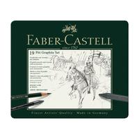 Faber Castell - PITT Graphit-Set 19-teilig
