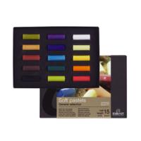 Rembrandt - Weiche Pastelle Starter-Set 15-teilig