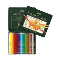 Faber Castell - Polychromos Künstlerfarbstifte 24er