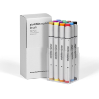 Stylefile - Marker Brush Set 12er Main A