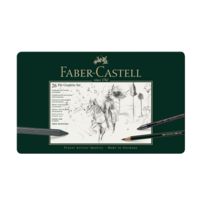 Faber Castell - Set PITT Graphite groß