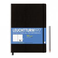 Leuchtturm1917 - Skizzenbuch Master Schwarz (A4+)