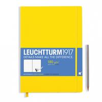 Leuchtturm1917 - SkizzenbuchMaster Zitrone (A4+)