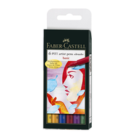Faber Castell - PITT Artist Pen Brush Basic