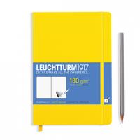 Leuchtturm1917 - SkizzenbuchMedium Zitrone (A5)