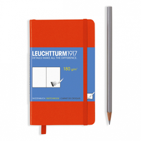 Leuchtturm1917 - SkizzenbuchPocket Orange (A6)