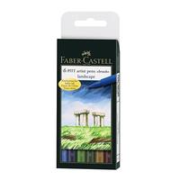 Faber Castell - PITT Artist Pen Brush Landscape