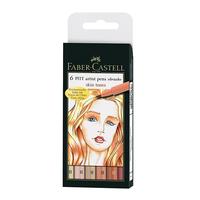 Faber Castell - PITT Artist Pen Brush Skin Tones