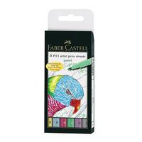 Faber Castell - PITT Artist Pen Brush Pastell