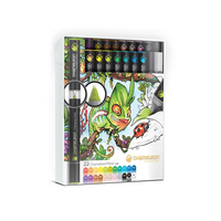 Chameleon - Pen 22er Set - DeLuxe