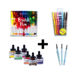 MeinStift - Ecoline Brushlettering Set BIG