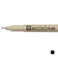 Sakura - Pigma Micron Fineliner Einzelstifte schwarz