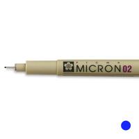 Sakura - Pigma Micron Fineliner Einzelstifte blau