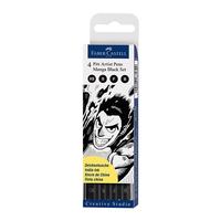 Faber Castell - PITT Artist Pen Brush Manga Black