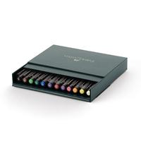 Faber Castell - PITT Artist Pen Atelierbox 12er