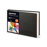Molotow - ONE4ALL Professional Artbook A5 quer 96seitig