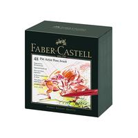 Faber Castell - PITT Artist Pen Atelierbox 48er