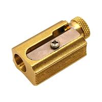 Dux - Farb und Bleistiftspitzer Gold verstellbar