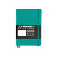 Leuchtturm1917 - Bullet Journal Medium Smaragd (A5) Dotted