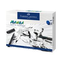Faber Castell - PITT Artist Pen Manga Starter Set