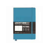 Leuchtturm1917 - Bullet Journal Medium Nordic Blue (A5) Dotted