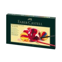 Faber Castell - Polychromos Geschenkset 24 teilig