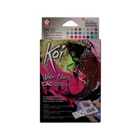 Sakura - Koi Water Colors Sketch Box 2