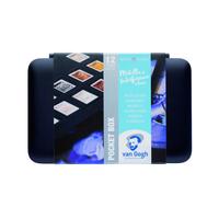 Van Gogh - Aquarell Pocket Box Metallic Edition