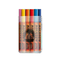 Molotow - Acryl Marker Main Kit 1 20er Set
