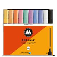 Molotow - Acryl Marker Pastell 10er Set