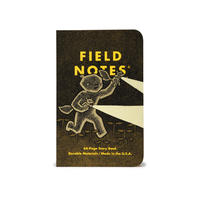 Field Notes - Haxley Storybook mit Illustrationen 2er Pack
