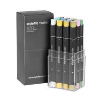 Stylefile - Marker Set 12er Multi 20