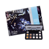 Van Gogh - Aquarell Pocket Box Metallic Set