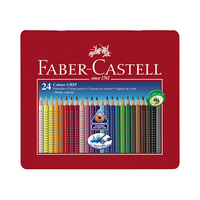 Faber Castell - GRIP 2001 Farbstifte 24er