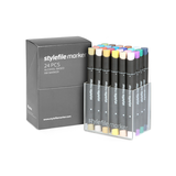 Stylefile - Marker Set 24er Main B