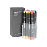 Stylefile - Marker Set 12er Main A